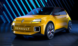 Electric Renault 5 concept