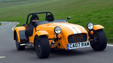 Caterham Seven Supersport news and pictures