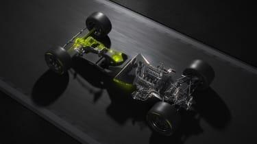 Peugeot Sport Hybrid4 500kW - powertrain1