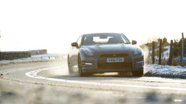 Video: Nissan GT-R Lands End to John O'Groats