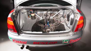 Audi A4 Super Tourer - boot