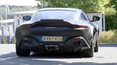Aston Martin Vantage mule – 20
