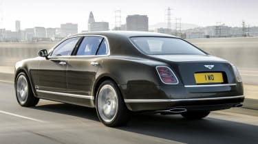 Bentley Mulsanne Speed 2015 prices, specs and pictures