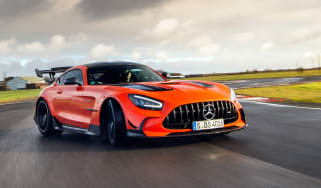AMG GT Black Series header
