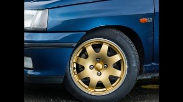 Renault Clio Williams - wheels