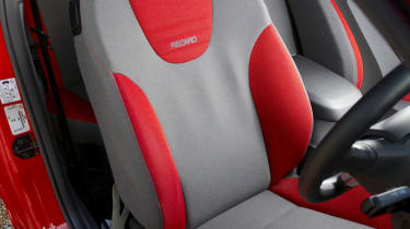 Ford Focus ST Mountune seat