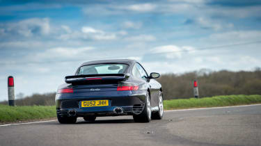 Affordable 911s – Porsche  911 Turbo (996)
