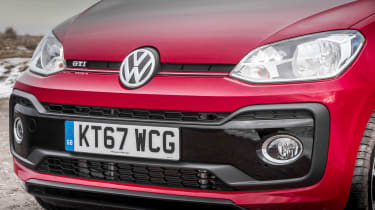 VW Up GTI - Grille