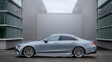 2021 Mercedes CLS53 – side