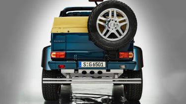 Mercedes-Maybach G650 Landaulet - rear