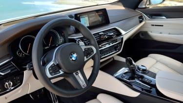 BMW 640i xDrive Gran Turismo - Interior