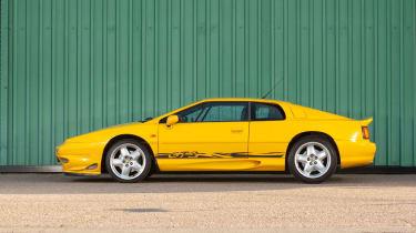 Lotus Esprit S1 vs Essex Turbo vs Sport 300 vs S4S vs GT3 vs Sport 350