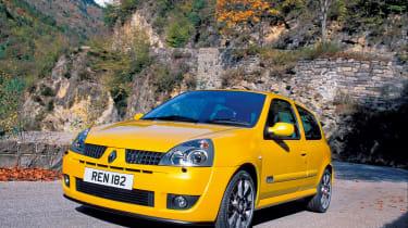 Renault Sport Clio 182 – front quarter