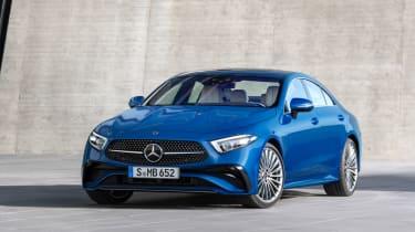 2021 Mercedes CLS53 – front
