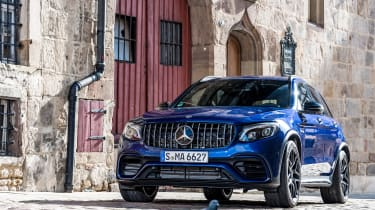 Mercedes-AMG GLC 63 S - front static