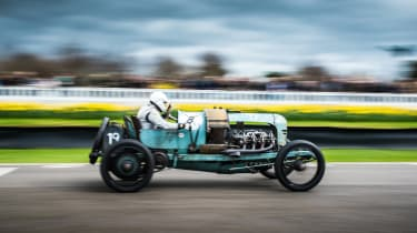 Goodwood 75th Members Meeting 4