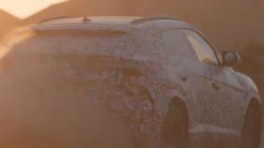 Lamborghini Urus Terra video – rear