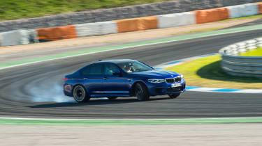 BMW M5 - Aston Shot