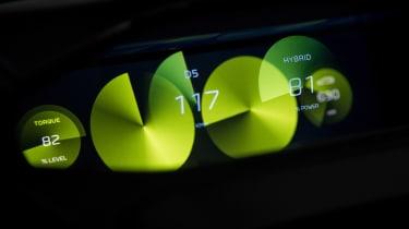 Peugeot Instinct Concept - gauges