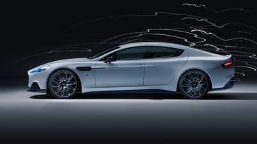 Aston Martin Rapide E - side