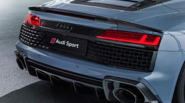 Audi R8 Spyder facelift - rear