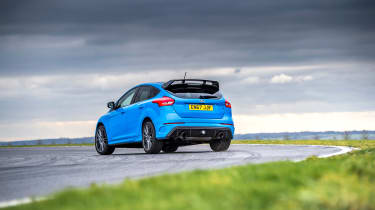 Ford Focus RS Edition – rear quarter