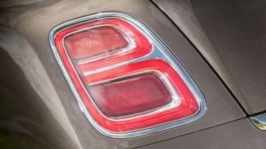 Bentley Mulsanne - tail lights