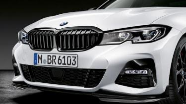 BMW 3-series G20 M Performance parts - bumper