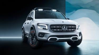 Mercedes GLB Concept - front quarter