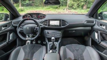 Peugeot 308 GTi by Peugeot Sport - interior static 2