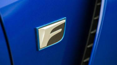 Lexus RC F - Badge