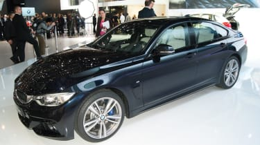 BMW 4 Series Gran Coupe: Geneva 2014
