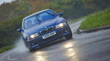 BMW E39 M5 front