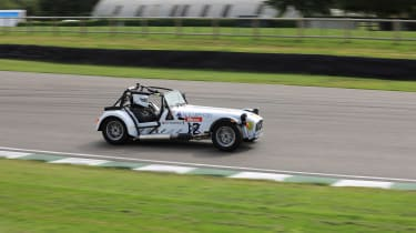 Goodwood track day 2019 - caterham