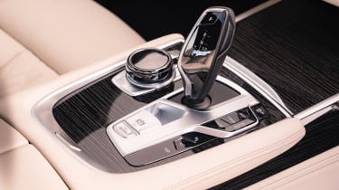 BMW 7-series review - console