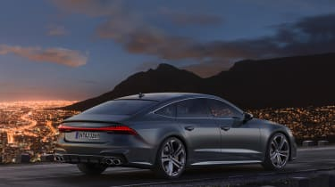 Audi S7 2019 - rear quarter