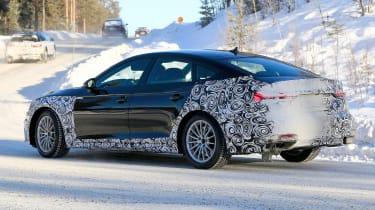 Audi A5 facelift 2019