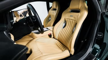 Ares Panther seats