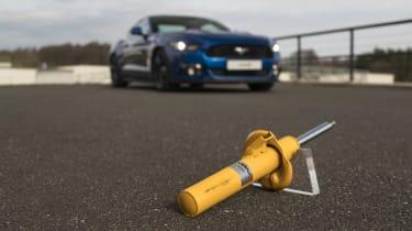 Ford Mustang GT V8 Koni Sport kit