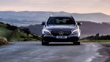 Mercedes-AMG C63 S Estate 2021 – nose
