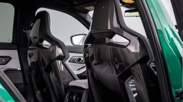 BMW M3 Group from evo 287 – BMW seats