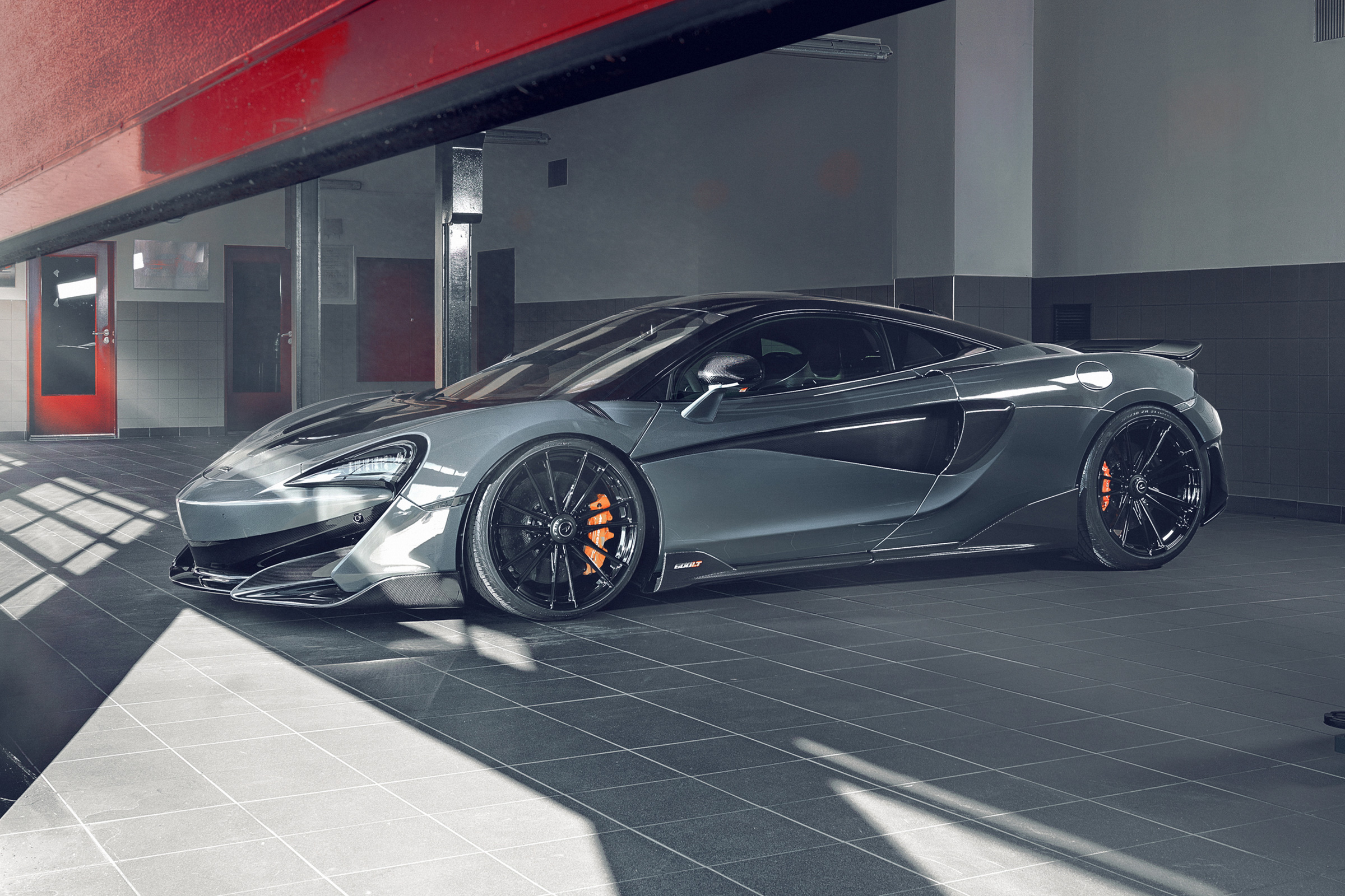 Novitec takes McLaren 600LT to new heights with 678bhp