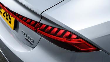 Audi A7 Sportback TDI tail light