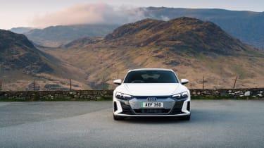 Audi e-tron GT quattro – nose static