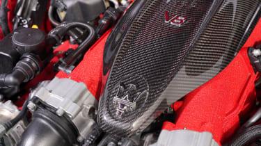 Maserati Levante Trofeo – engine 2