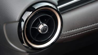 2017 Mazda 2 - GT interior