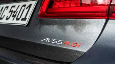 AC Schnitzer 540i badge