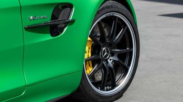 Mercedes-AMG GT R Pro wheel