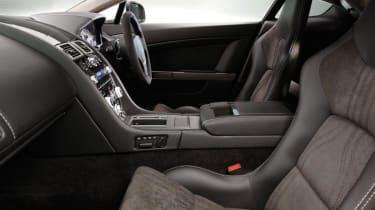 ASton Martin V8 Vantage N420 interior