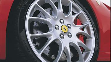 Ferrari 599 GTB Fiorano wheel